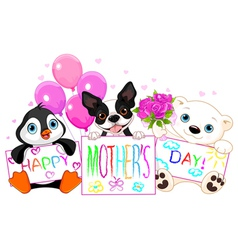 Mother Day vector image