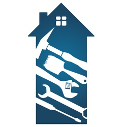 Tools for home renovation vector image