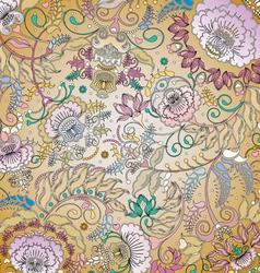 floral design92 vector image vector image