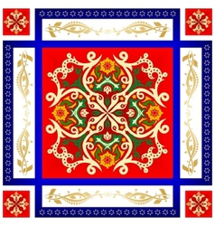 Oriental pattern-5 vector