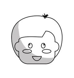 Happy child icon image vector