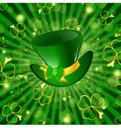 Saint Patrick's day vector image vector image