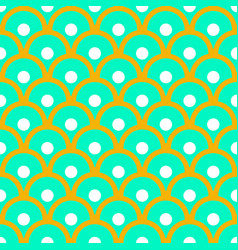 Seamless pattern for background design vector