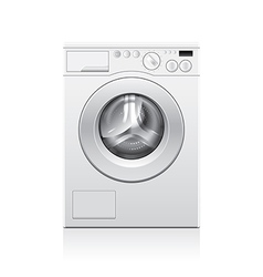Object washing machine vector