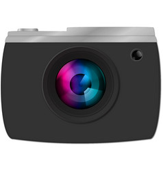 Camera Clipart Graphic vector image vector image