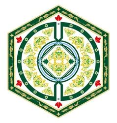 Oriental pattern-2 vector