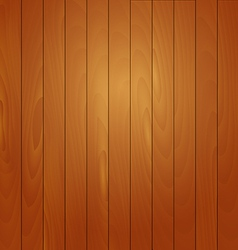 Realistic Wooden Texture vector image