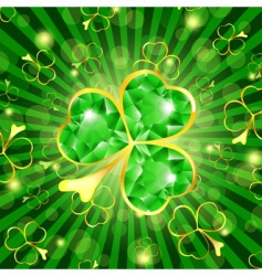 Saint Patrick's holiday vector image