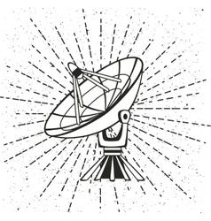 Parabolic sattelit vector