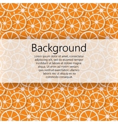 Abstract background in flat style vector