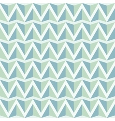 Geometrical light green blue seamless pattern vector