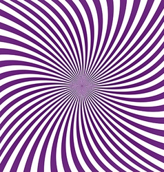 Purple twirl pattern background vector