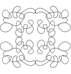Wallpaper pattern 5-1 vector