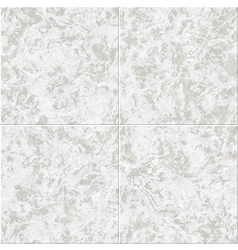 Abstract white marble seamless texture tiled vector