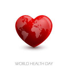 Health day vector
