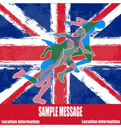london 2012 vector image vector image