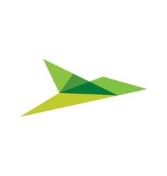Bird sign vector