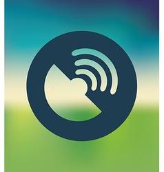 Gps icon vector