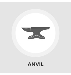 Anvil blacksmith equipment vector