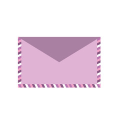 envelope letter isolated icon vector image