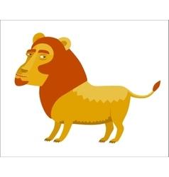 Lion dodo collection vector
