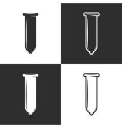 Icon condom vector