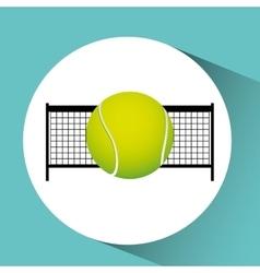 Sport tennis people vector