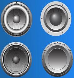 4 loudspeakers 6 vector