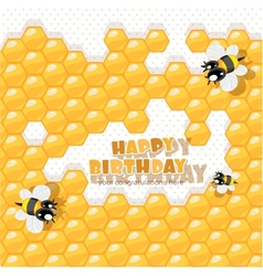 So sweet Birthday vector image vector image
