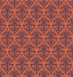 Vintage Seamless Pattern vector image
