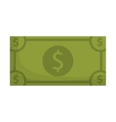 Money cash billet vector