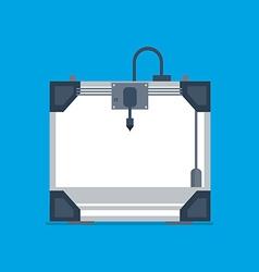3d printer vector