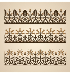 Old ornament vector image