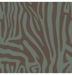 Seamless pattern with colored zebra skin vector