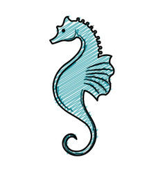 sea life style design vector image vector image