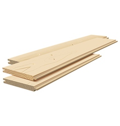 Planks vector