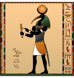 Thoth vector