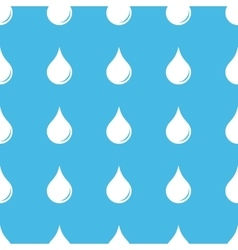 Drop straight pattern vector