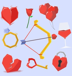 Valentine object vector