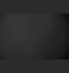 Black watercolor paper texture vector