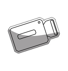 Film camcorder and media vector