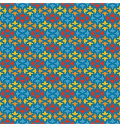 Colorful arabic pattern vector image vector image