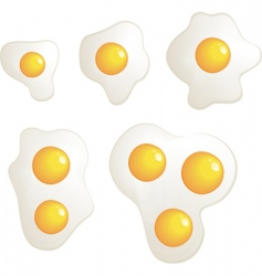 Omelet evolution set vector