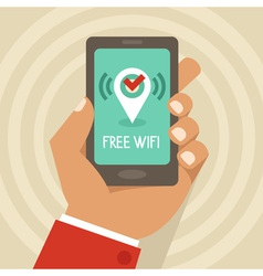 wifi vector image vector image