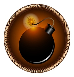 Pirate bomb vector