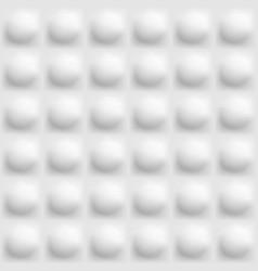 White volume texture - seamless background vector