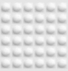White volume texture - seamless background vector