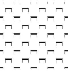 desk pattern vector image