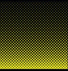 Ellipse pattern halftone background vector
