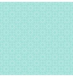 Pattern mint geometric vector